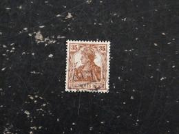 ALLEMAGNE GERMANY DEUTSCHLAND YT 102 OBLITERE - GERMANIA - Used Stamps