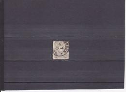 PFENNIGE AVEC E FINAL/ OBLITERE / 50 P GRIS / N° 35 YVERT ET TELLIER 1875-77 - Gebruikt