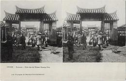 CHINA - CHINE - YUNNAN - Une Rue De TCHAO TOUNG FOU - China