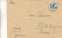 Hongrie - Lettre De 1957 ? - Oblit Budapest - - Briefe U. Dokumente