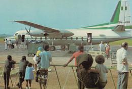 CPA - Fokker F 27 - Compagnie Nigeria Airways - 1946-....: Era Moderna