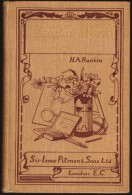 H.A. Rankin - Pastel Work Flowers - Ed. Sir Isaac Pitman & Sons,  LTD. - Wildlife