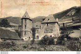 D31  LUCHON  Vallée D'Oueil- Château De St Paul D'Oueil ..... ( Ref FF 757 ) - Luchon