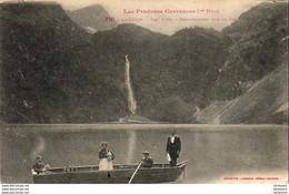D31  LUCHON  Lac D'Oo- Embarcation Sur Le Lac  ..... ( Ref FF 747 ) - Luchon