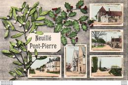 D37  NEUILLÉ PONT PIERRE  Multivues   ..... - Neuillé-Pont-Pierre
