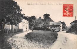 ROSSILLON - Route De Genève - Autres Communes