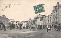 ¤¤  -  LUCON   -  La Place Des Acacias        -   ¤¤ - Lucon