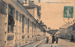 ¤¤  -  LUCON   -  Rue Des Ecoles  -  L'Ecole De Garçons       -   ¤¤ - Lucon