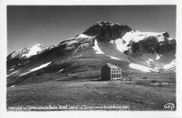 CPA ISERAN -chalet Hôtel -inauguration Route 1937 - Non Classificati