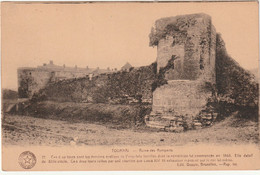 TOURNAI -  Ruines Des Remparts - Tournai