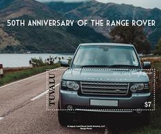2020/12- TUVALU - RANGE ROVER    1V   MNH ** - Voitures