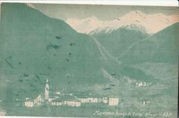 Cartolina - Postcard /   Viaggiata - Sent /  Marcena - Luogo Di Cura. - Other Cities