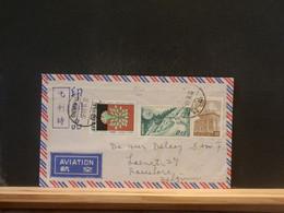 BOXCHINA  LOT065  LETTER TAIWAN TO BELG.  1960 - Cartas