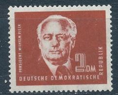 DDR 254 A ** Geprüft Schönherr Mi. 20,- - Neufs