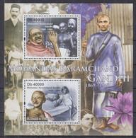 J10. S.Tome Principe MNH 2011 Mahatma Gandhi, 1869-1948 - Mahatma Gandhi
