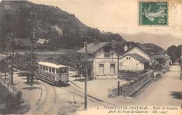 64-PIERREFITTE-NESTALAS-HALTE DE NESTALAS, ARRÊT DU TRAM DE CAUTERETS - Other Municipalities