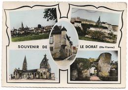 87 Le Dorat Divers Aspects (Carte écrite) - Le Dorat