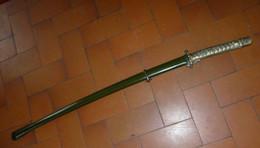 SABRE SHIN GUNTÔ 95  JAPONAIS (Repro) - Knives/Swords