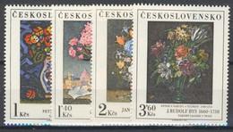 ** Tchécoslovaquie 1976 Mi 2351-4 (Yv 2187-90), (MNH) - Unused Stamps