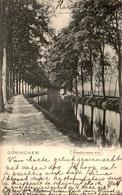 Gorinchem - Schelluinsche Vliet - 1903 - Gorinchem