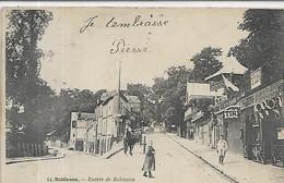 92, Hauts De Seine, LE PLESSIS-ROBINSON, Entrée De Robinson, Animations, Scan Recto-Verso - Le Plessis Robinson