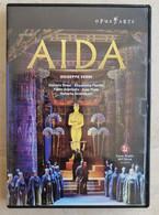 AIDA - Giuseppe Verdi. Double DVD + Livret.Teatre De Liceu. M.A. GOMEZ MARTINEZ - Concerto E Musica