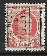 Kortrijk 1929  Nr. 4616B - Roulettes 1920-29