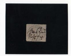 DEUTSCHE REICHS POST 10G GRIS OBL N° 26 YVERT ET TELLIER 1872 - Oblitérés
