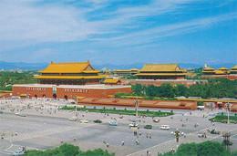 PEKIN - TIANNMEN ROSTRUM (10 X 15) - China