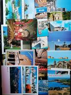 Lot De 110 CPM. France. Divers. 1e. - 100 - 499 Cartoline