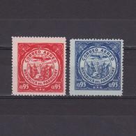 PARAGUAY 1930, Sc #C19-C20, MH - Paraguay