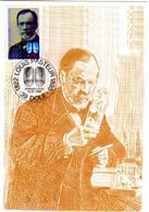 """"""" PASTEUR """" Sur Carte Maximum De 1995 N° YT 2925 Parfait état CM - Louis Pasteur"""
