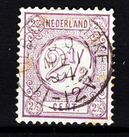 Kleinrond TILBURG-GOIRKE Op Nr. 33a - Postal History