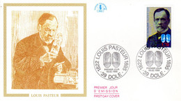 """"""" PASTEUR """" Sur Enveloppe 1er Jour De 1995 N° YT 2925 Parfait état FDC - Louis Pasteur"""