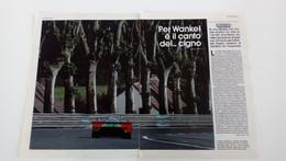 Le Moteur Wankel-Coupure De Presse Automobile - Engines