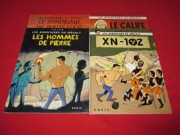 Les Aventures De Mekaly;  Behem ;  Lot  T2.3.4.5  Eo - Lotti E Stock Libri