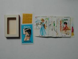 Cartes à Jouer Jeu De Cartes Les 7 Familles Histoire Casino - Altri