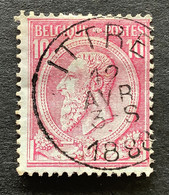 Leopold II OBP 46 - 10c Gestempeld ITTRE - 1884-1891 Leopoldo II