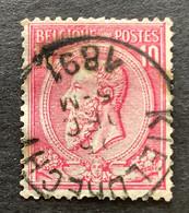 Leopold II OBP 46 - 10c Gestempeld KIELDRECHT - 1884-1891 Leopoldo II
