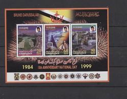 Brunei 1999 MiNr. Block 20 - Postfrisch - MNH - ** - Brunei (1984-...)