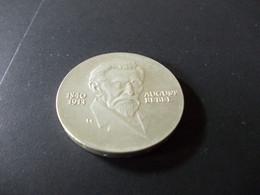 DDR 20 Mark Gedenkmünze 1973 August Bebel 1840-1913 Sozialdemokratischer Politiker Und Reichstagsabgeordneter (silber) - Otros