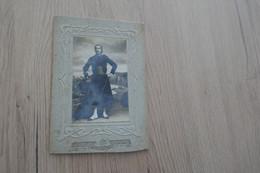 Photo Originale  Sportes Oran Algérie Zouave Sabre 1908 - Krieg, Militär