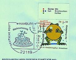 BUND---Nr. 3357 ,Briefstück - Gebruikt
