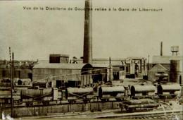 France > [62] Pas De Calais > Libercourt > Distillerie De Goudron / 100 - Non Classificati