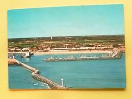 V11-17-charente Maritime--ile D'oleron--la Cotiniere Vue Du Nouveau Port-- - Ile D'Oléron