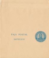 ARGENTINA -  1 CENTAVO  -  FAJA POSTAL  , Wrapper ,  Streifband - Ganzsachen