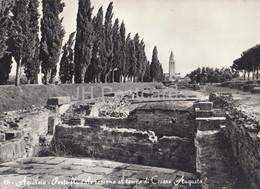 Aquileia - Porto Fluviale Romano Al Tempo Di Cesare Augusto - Harbour - Ancient - 16 - 1960 - Italy - Used - Other Cities