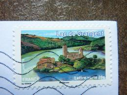 2013  Lac De Grangent T&T = AA 838   Oblitéré - KlebeBriefmarken