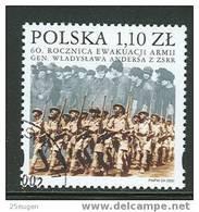 POLAND 2002 MICHEL 3964 STAMP USED - Gebruikt