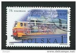 POLAND 2001 MICHEL 3920 STAMP USED - Gebruikt